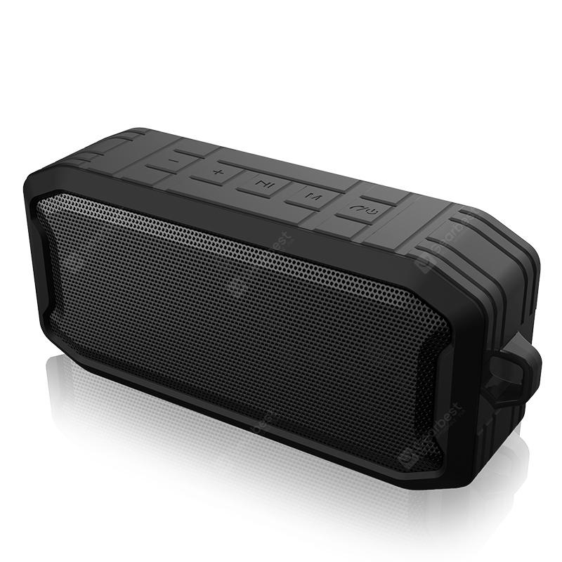 Z-YeuY Y3 new IPX7 waterproof bluetooth speaker outdoor subwoofer U disk card wireless call TWS - Outdoor bluetooth speaker China Black
