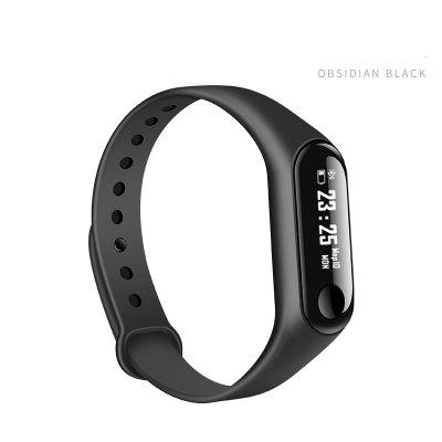 ZY-M3L smart bracelet sports step mileage sedentary electronic bracelet