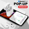 I30  Pop-up Click Control Wireless Bluetooth Headset 6D Subwoofer Bluetooth For IOS And Android
