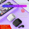 i17 tws touch control pop-up Bluetooth 5.0 headset with microphone headset wireless sports headset