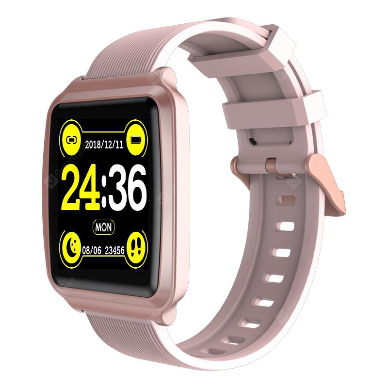 KY116 touch smart IP68 waterproof heart rate tracker multi-function fashion sports fitness watch