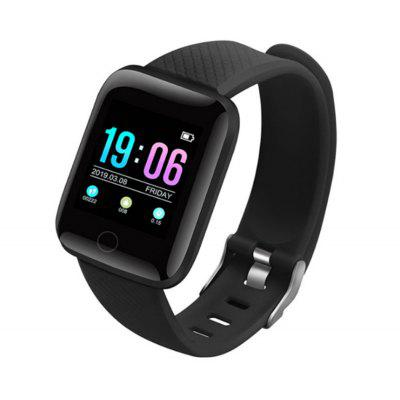 D13 smart heart rate monitoring sports watch waterproof men and women for Android Apple mobile phone