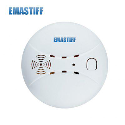 EMASTIFF Wireless Fire Sensor Protection Smoke Detector