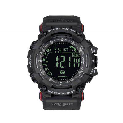 Mens Sports IP67 Digital Watch Waterproof Bluetooth Fitness Smart Watch