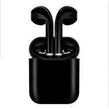 i500 Bluetooth 5.0 wireless sports business headset with intelligent in-ear detection
