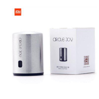 Xiaomi Mijia Joy stainless steel electric bottle opener mini wine stopper intelligent aerator