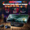V10 Bluetooth 5.0 Sports Gaming Headset LED Display Headphones with 1200mAh