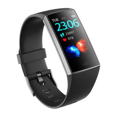 CY11 Smart Waterproof Watch Smart Brace Fitness Tracker Smart Wristband for Android and IOS