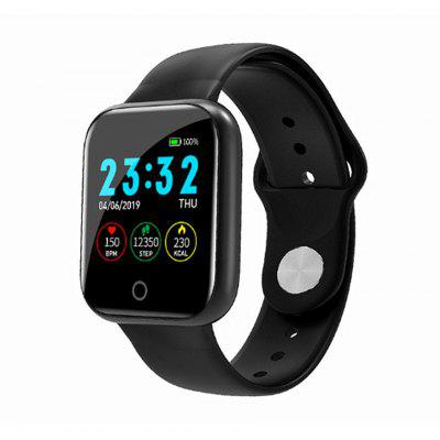 I5 smart heart rate monitor blood pressure multiple sports mode wearable watch