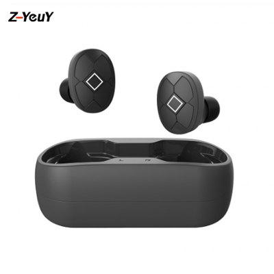 V5 Waterproof Wireless Bluetooth 5.0 Headphones Hi-Fi Gaming Noise Reduction Headphones