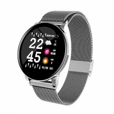 W8 Smart Men and Women Waterproof Fitness Tracker Bracelet Exercise Heart Rate Monitor for Xiaomi