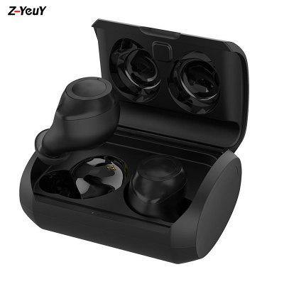 Z-YeuY T1 True Wireless Bluetooth 5.0 Sports Business Headset With Subwoofer Microphone Headset