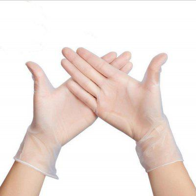 Disposable Food-Grade PVC Gloves Antibacterial Gloves To Prevent Bacterial Contact