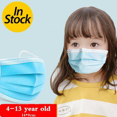 3-layer Disposable Elastic Soft Breathable Hygienic Child Face Mask Suitable For Children