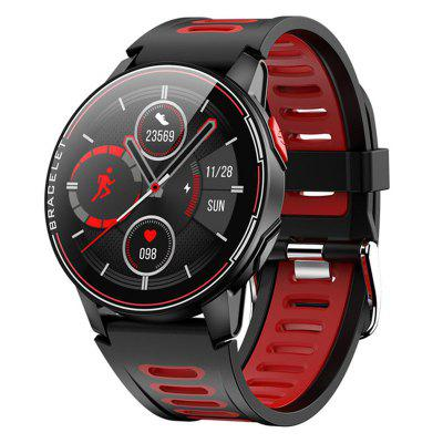 2020 New L6 Smart Watch IP68 Waterproof Sports Men And Women Bluetooth Smartwatch Fitness Heart Rate Monitor For Android IOS