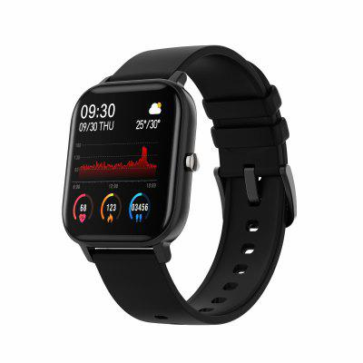 P8 Men And Women Smart Watch 1.4 inch Full Touch Bracelet SmartWatch Sports Watch With Heart Rate Monitor
