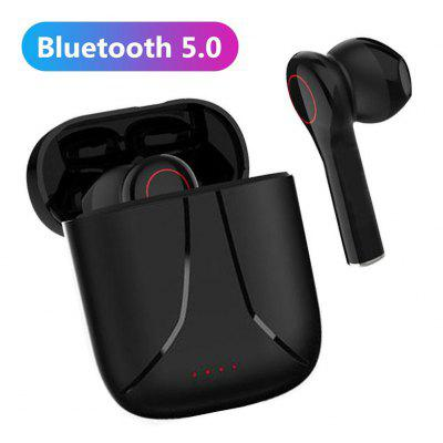 L31 TWS Bluetooth 5.0 Wireless IPX7 Business Headset Waterproof Music Headset   Suitable For All Smartphones
