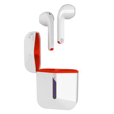 The New H21T TWS Bluetooth Headset 5.0 Stereo Sports Wireless Earbuds Mini Earbuds For All Smartphones