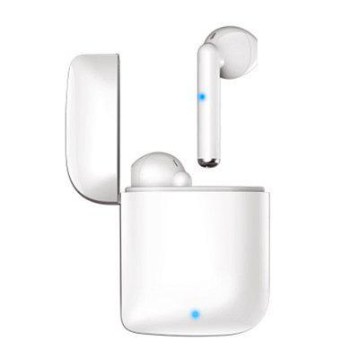 Фото - D12 TWS Earbud Wireless Bluetooth 5.1 Stereo Touch Semi-Built-In Earphone For Iphone And Android stephen t murphy voices of pineland eugenics social reform and the legacy of feeblemindedness in maine