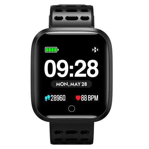 Smart Watch Lenovo E1 Global Edition - Cassa in lega di zinco da 1,33 pollici nera