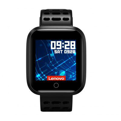 Lenovo Smartwatch E1 Tela TFT de 1,33 polegadas Sports Global Smartwatch Versão