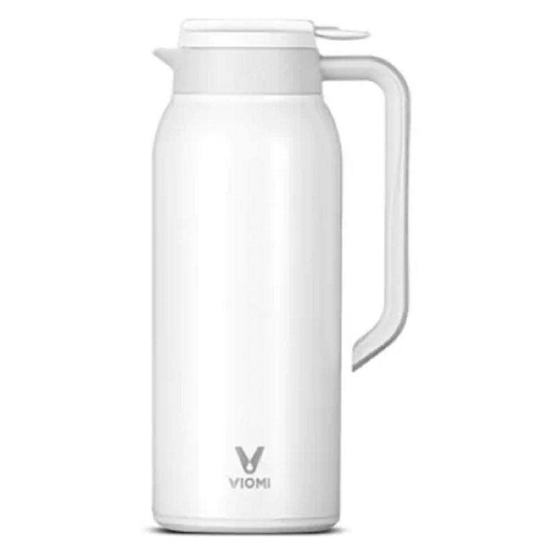 VIOMI Large Capacity Vacuum Flask Portable Kettle from Xiaomi - 1000-1500ml White China