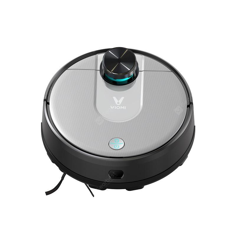 Xiaomi VIOMI V2 Pro vacuum cleaner 2100Pa LDS intelligent electric control tank EU plug - commission 10%