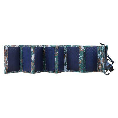 BOSSCAT AY-S010 10W Outdoor Foldable Solar Panel with USB Port