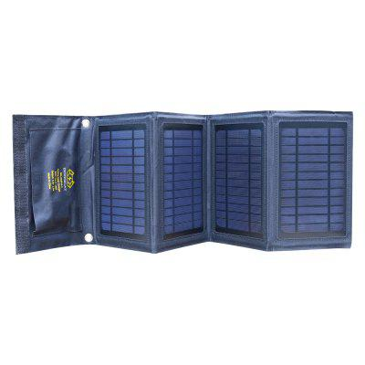 BOSSCAT AY-S014 14W Outdoor Foldable Solar Panel with USB Port