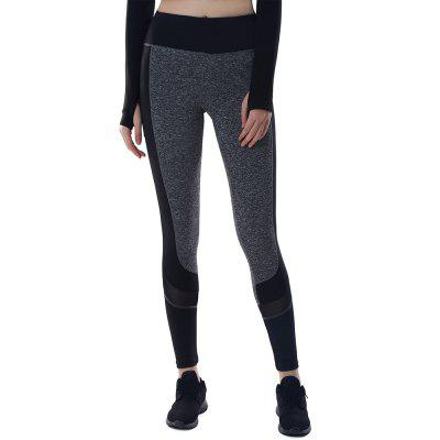 Women High Waisted Stretching Yoga Running Sports Comfort Slim Fit Pants