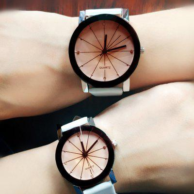 Men Light and Fashionable Automatic Mechanical Watch Classic Couple Watch