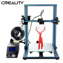 Creality 3D Printer CR-10S  with Filament Detector and The Dual Z Axis Build Size 300x300x400mm