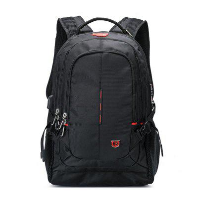 SWIMADE 15.6 Multifuncation Laptop Anti-Theft Backpack With USB Charging and Headpone Port