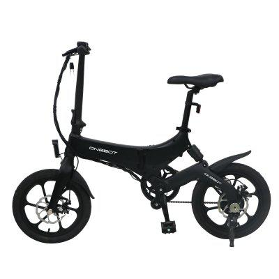 ONEBOT S6 Folding Electric Assist Bike 6.4Ah Battery 50KM Overlong Mileage