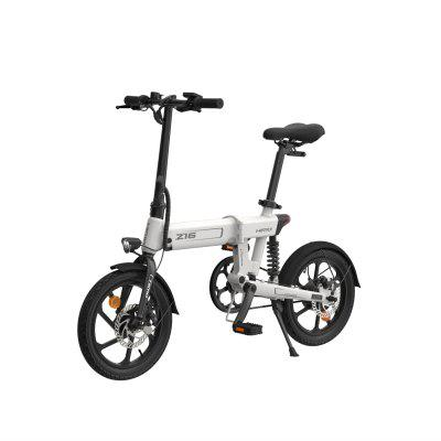 HIMO Z16 Folding Electric Bike With 10AH Battery 80KM Overlong Mileage Image