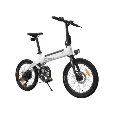 HIMO C20 Folding Electric Bike With 10AH  Battery 250W Motor 80KM Moped Mileage Image