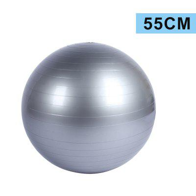 YOUGLE Yoga Balls Bola Pilates Fitness Gym Balance Fitness Exercise Pilates Ball 55cm 65cm 75cm 85cm