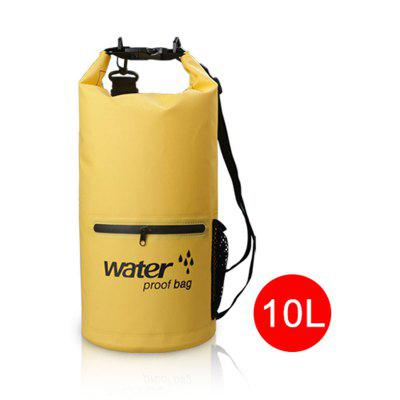 10L 20L River Trekking Bag Double Swimming Waterproof Bags Dry Organizers Drifting Kayaking