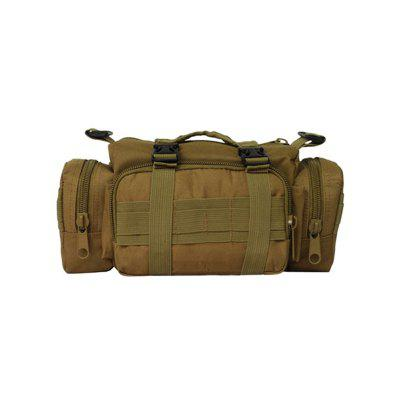 Military Molle Tactical Pouch Bag For Hiking Walking Waist Messenger Shoulder Bag Camera Storage