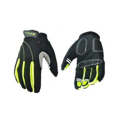 Men Outdoor Sports Full Finger Gloves For Riding Cycling Climbing Training Tactical Gloves