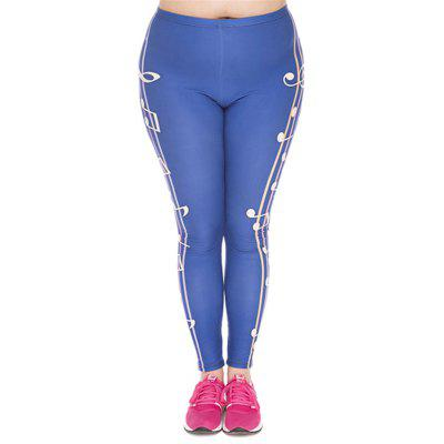 Europe Women High Elasticity Yoga Fitness Tights Leggings Running Elastic Waist Stretch Pants