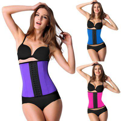 Women Shapewear Hi-Waist Firm Control Waist Cincher Corset Slimming Girdle