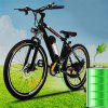26 Inch 250W Aluminum Alloy Frame Electric Mountain Bike Cycling Bicycle folding Mountain E-bike