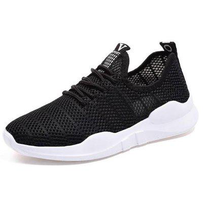 ANCHEER Women Lightweight Athletic Sport Running Shoes Walking Casual Knit Workout Sneakers