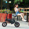 Electric Bike Folding Portable Bicycle Range Adult Student Bicycle Mini Aluminum Alloy Smart Moped