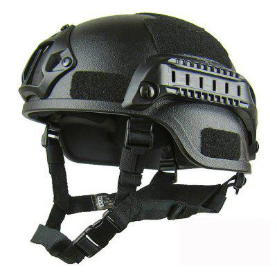 Cycling Field Jungle Protective Gear Helmet for Multi-sports Outdoor Activities Solid