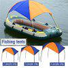 Inflatable Boat Shelter Fishing Sun Shade Strong and firm Single Tents Sailboat Top Cover
