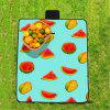 Portable Folding Moisture Proof Waterproof Print Outdoor Camping Picnic Mat