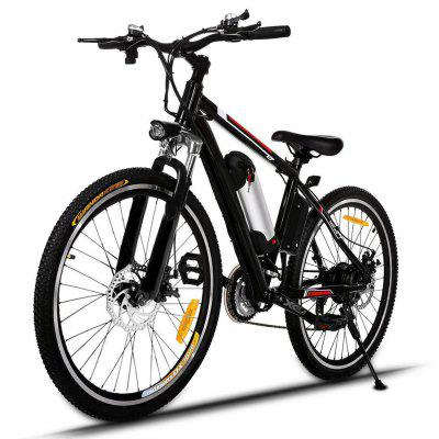 Ancheer 25 inch Wheel Aluminum Alloy Frame Mountain Bike Cycling Bicycle Image
