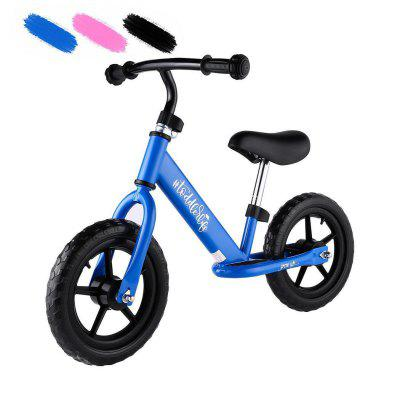 New Baby Balance Bikes Bicycle Children Walker No Foot Pedal Toddler Bike Image